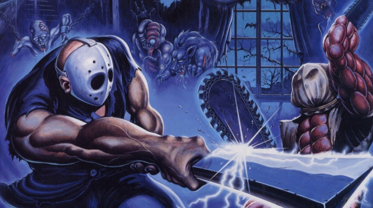 the past is now maniac splatterhouse