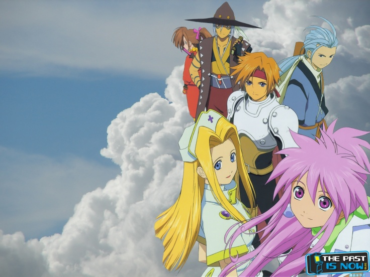 Tales of Phantasia Anime OVA the past is now blog