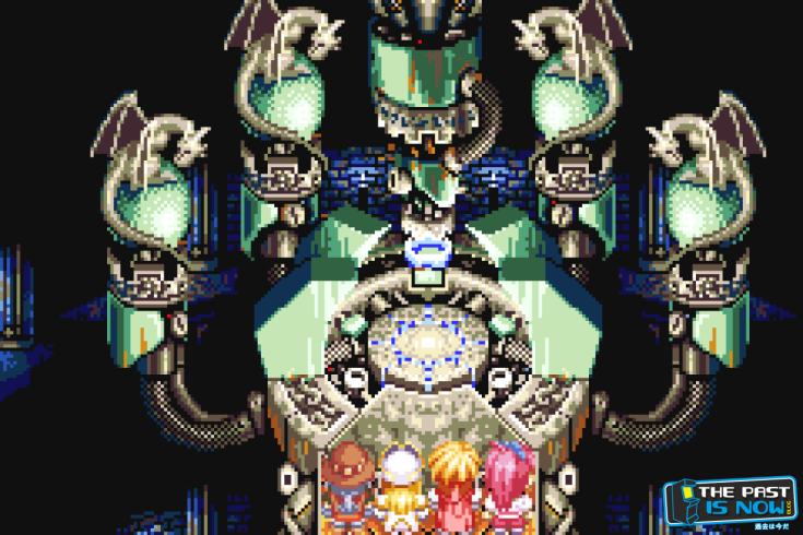 Tales of Phantasia GBA screenshot captura the past is now blog review 19
