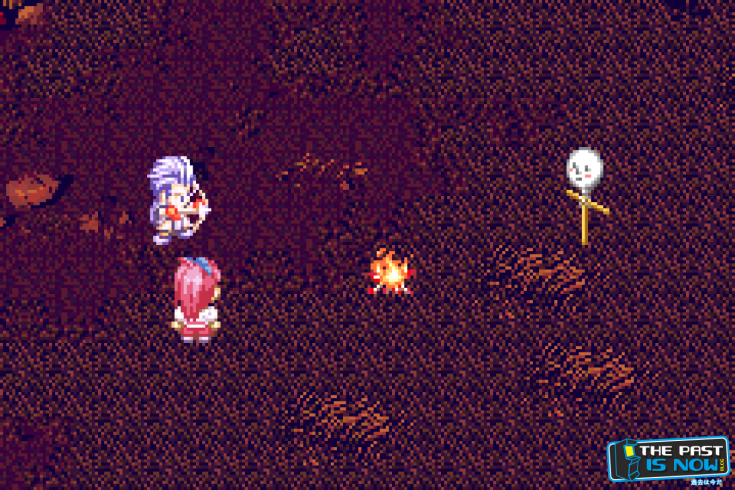 Tales of Phantasia GBA screenshot captura the past is now blog review 4