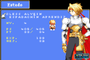 Tales of Phantasia GBA screenshot captura the past is now blog review Cless personaje character