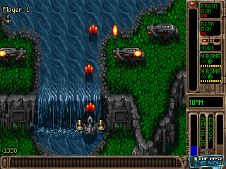 Tyrian PC screesnshots capturas the past is now blog review 12