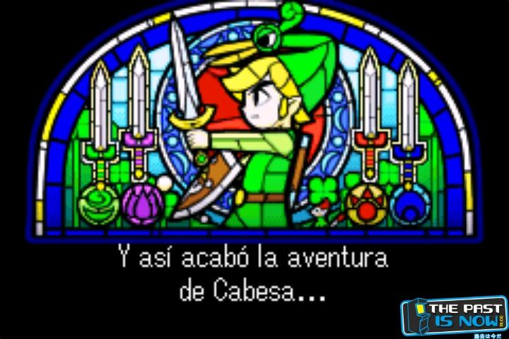 the past is now analisis zelda minish cap cabesa freemanThe Legend of Zelda - The Minish Cap_roberto07.s149