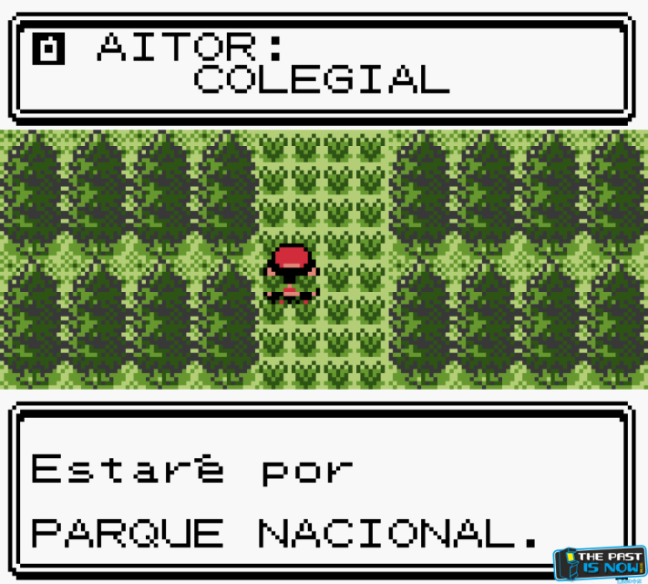 Pokemon Plata The Past is Now blog Review screenshot Game Boy 20