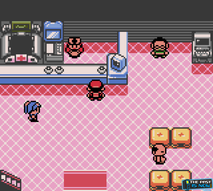 Pokemon Plata The Past is Now blog Review screenshot Game Boy 22