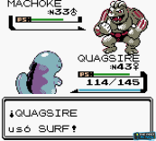 Pokemon Plata The Past is Now blog Review screenshot Game Boy 5