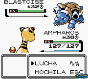 Pokemon Plata The Past is Now blog Review screenshot Game Boy 8