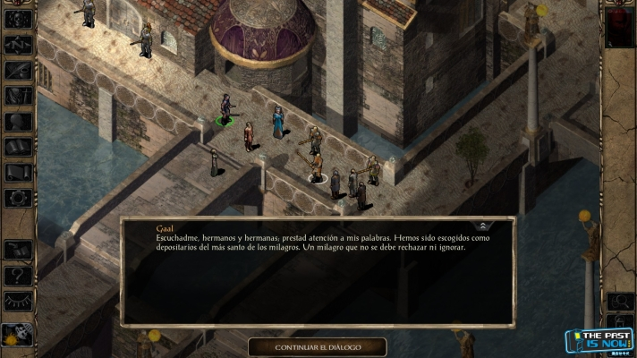 the past is now blog baldurs gate ii screenshot reviewimage2