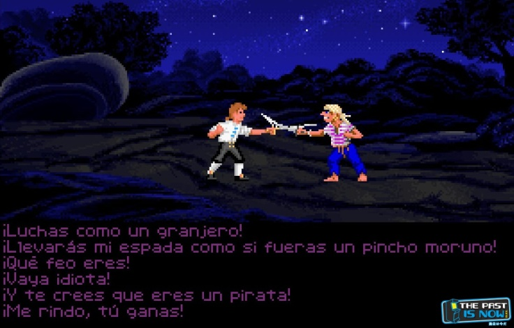 the past is now videojuegos decimo arte ontaro 2