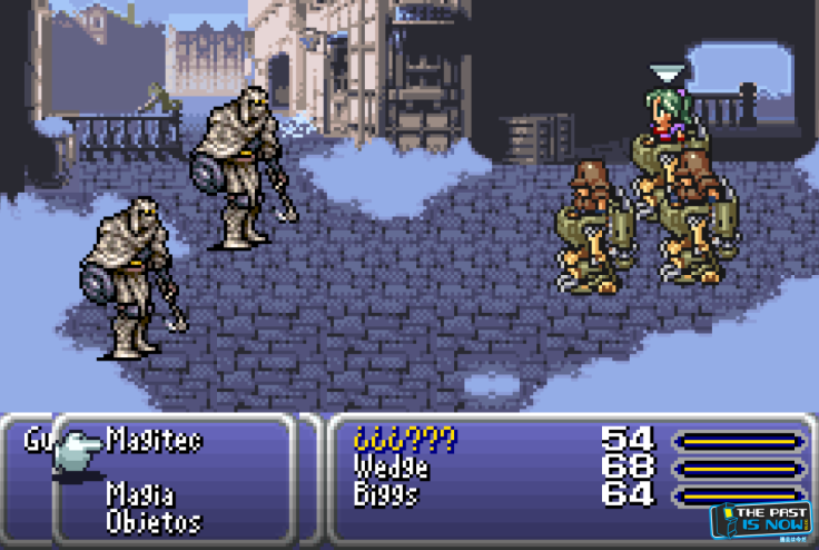 the past is now blog Final Fantasy VI Screenshot Captura review 1