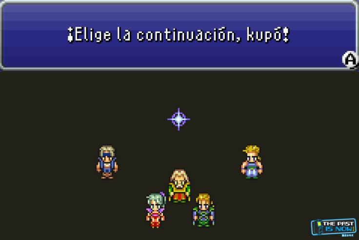 the past is now blog Final Fantasy VI Screenshot Captura reviewCaptura de pantalla 2018-02-26 a las 0.45.29