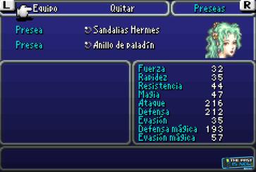 the past is now blog Final Fantasy VI Screenshot Captura reviewCaptura de pantalla 2018-03-15 a las 20.34.03