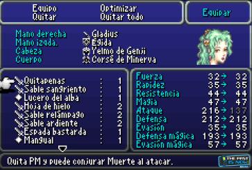 the past is now blog Final Fantasy VI Screenshot Captura reviewCaptura de pantalla 2018-03-15 a las 20.34.10