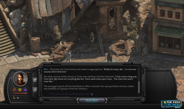the past is now blog torment tides of numenera Screenshot Captura reviewrica 11