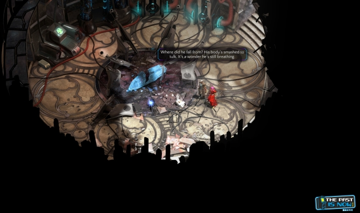 the past is now blog torment tides of numenera Screenshot Captura reviewrica 7
