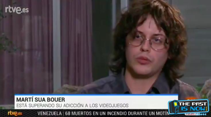 Martí Suau Bover entrevista en RTVE the past is now blog