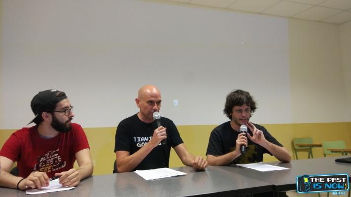 Taoscuro y Tiaviolí en la Mallorca Game 2017 - 1