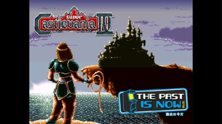 the past is now cabesa freeman analisis Super Castlevania 4 titulo5
