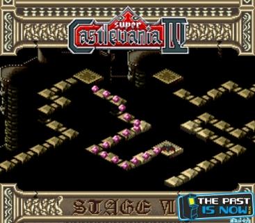the past is now cabesa freeman analisis Super Castlevania 4Super Castlevania IV (U) [!].s039
